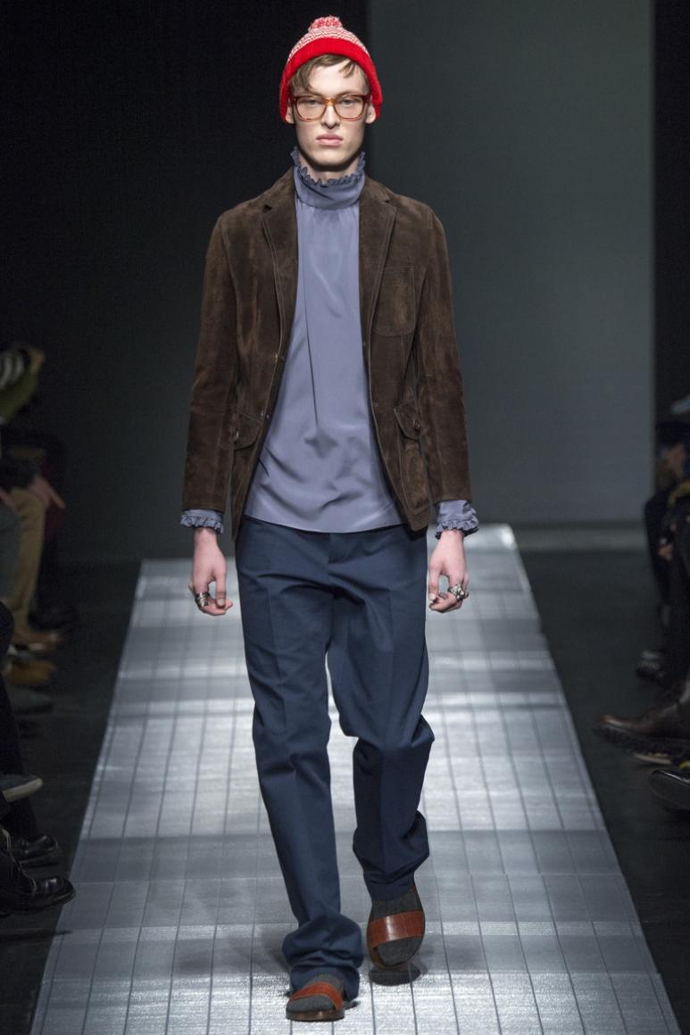 Gucci Menswear осень-зима 2015/2016 #5