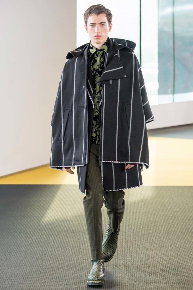 Kenzo Menswear осень-зима 2015/2016 #27