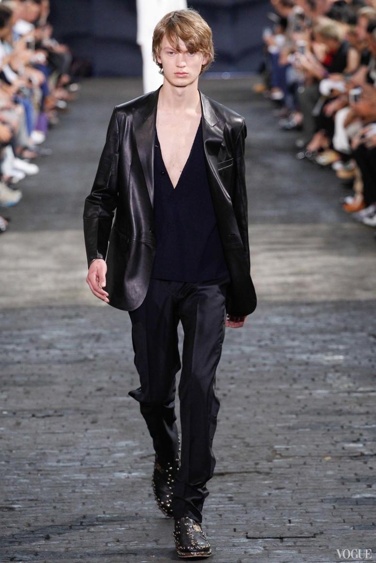 Maison Martin Margiela Menswear весна-лето 2016 #28