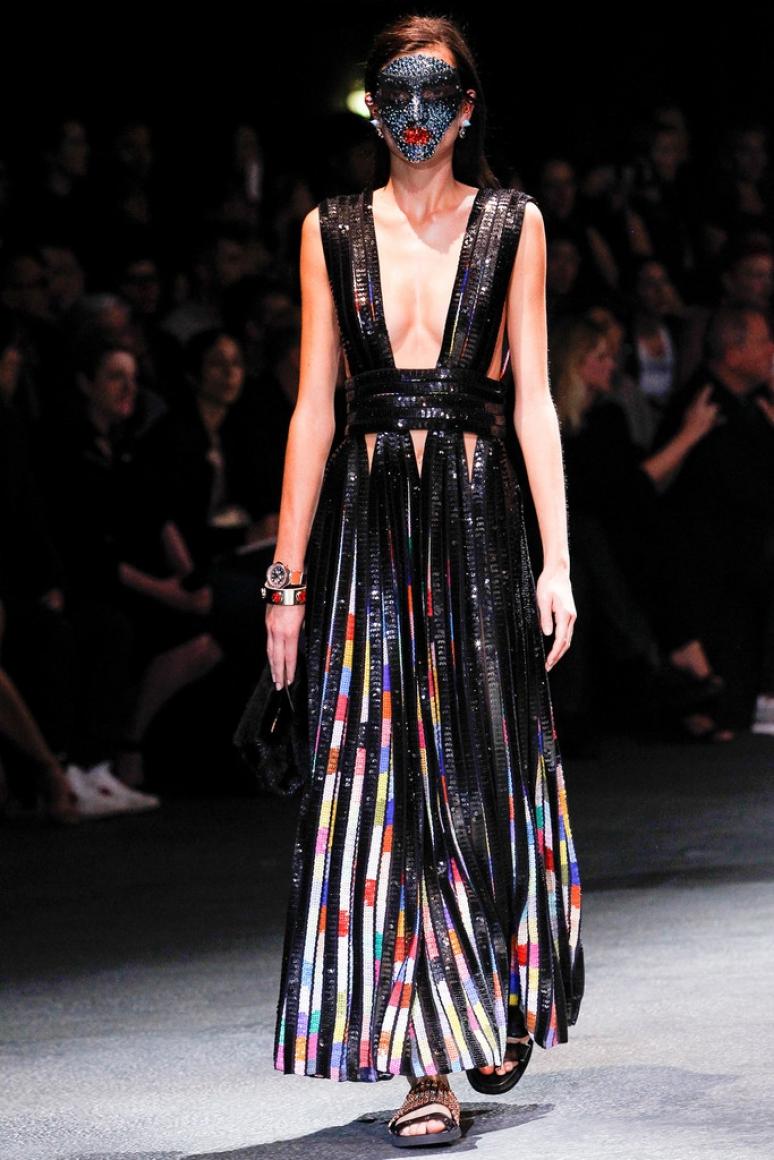 Givenchy весна-лето 2014 #5
