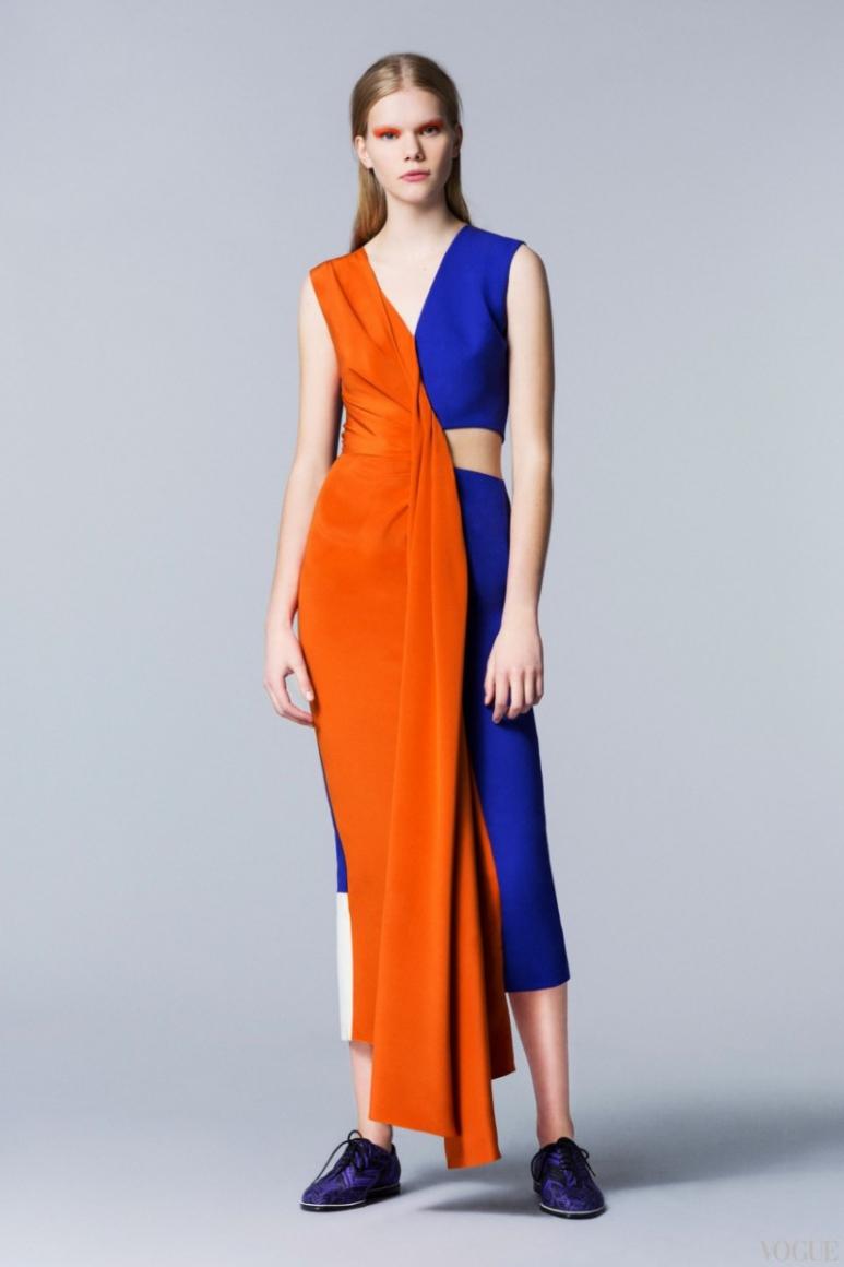 Roksanda Couture весна-лето 2013 #29