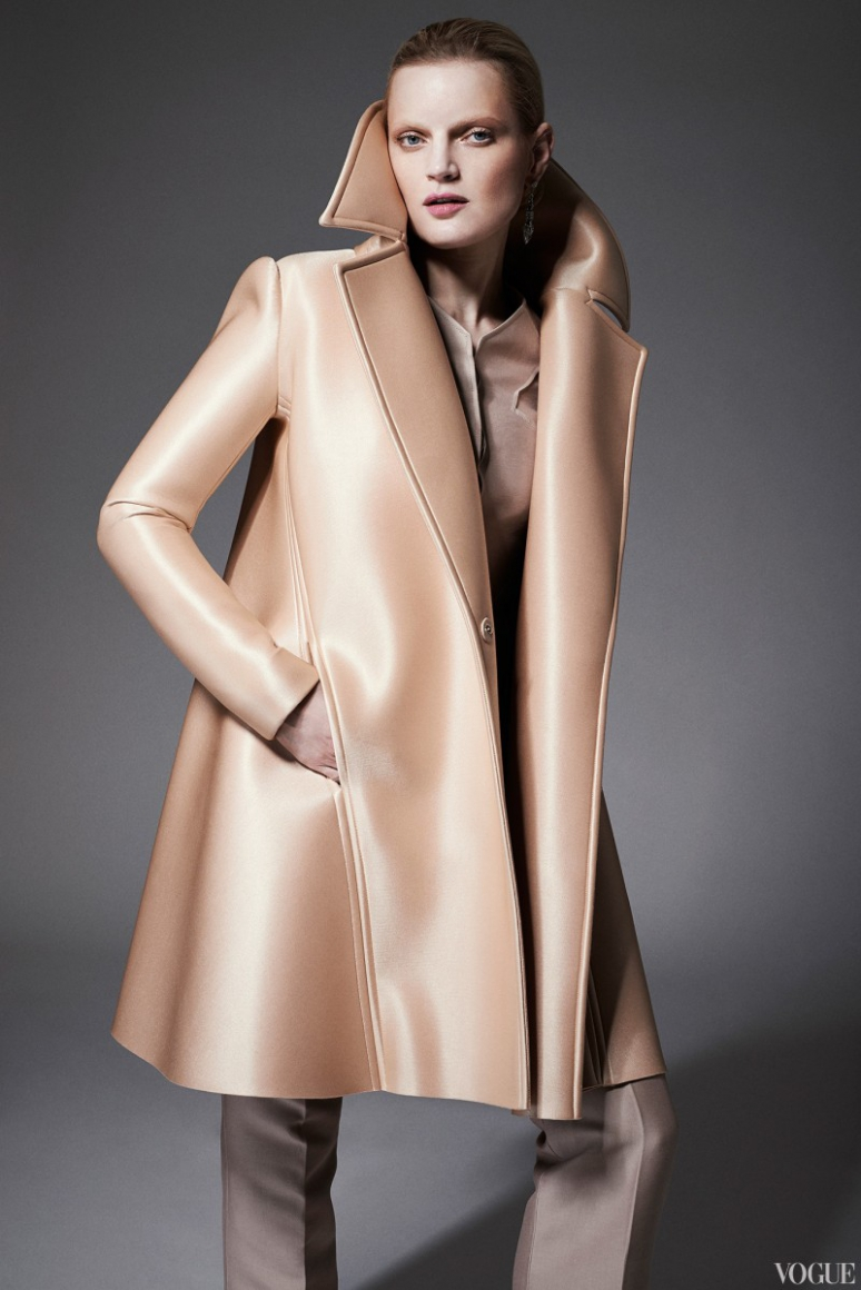 Zac Posen Resort 2015 #19