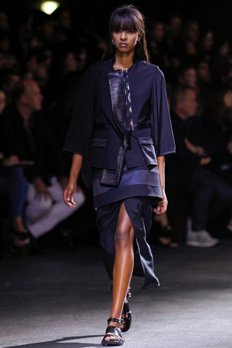Givenchy весна-лето 2014 #50