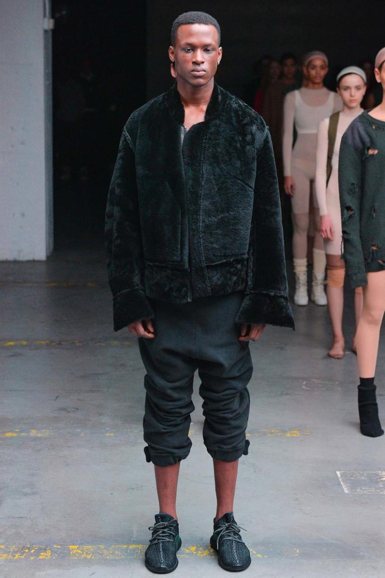 Kanye West x Adidas Originals осень-зима 2015/2016 #44
