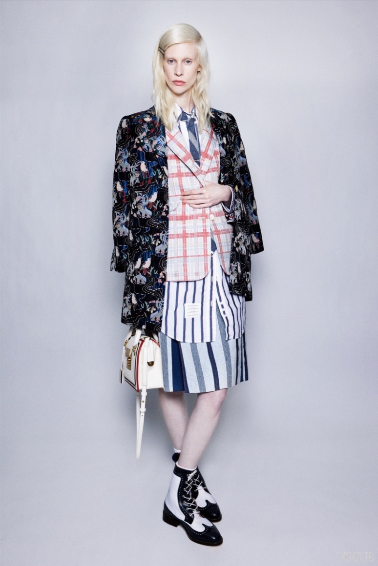 Thom Browne Resort 2016 #24