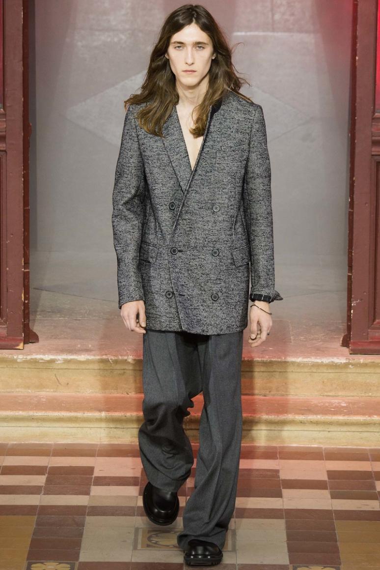 Lanvin Menswear осень-зима 2015/2016 #44