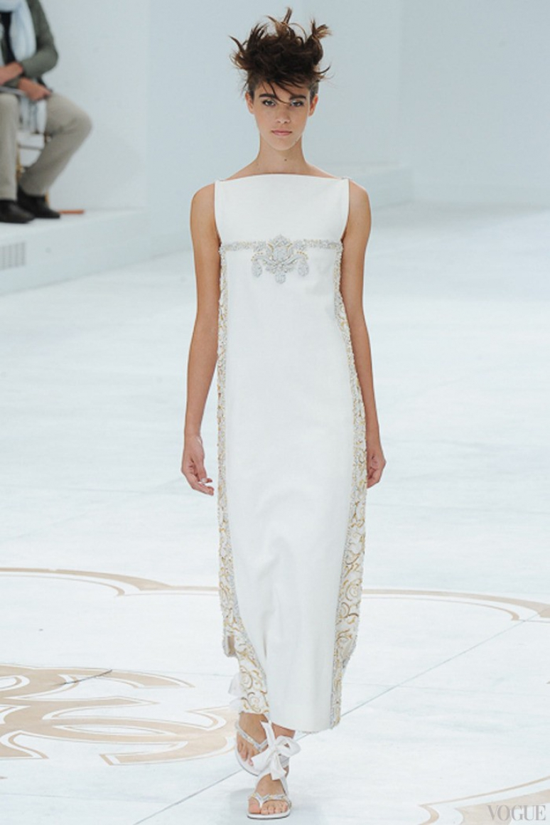 Chanel Couture осень-зима 2014/2015 #15