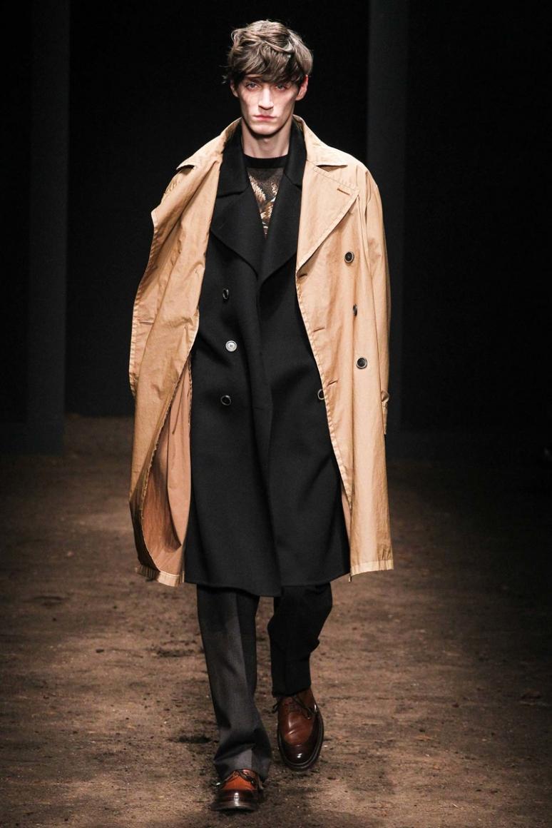 Salvatore Ferragamo Menswear осень-зима 2015/2016 #4