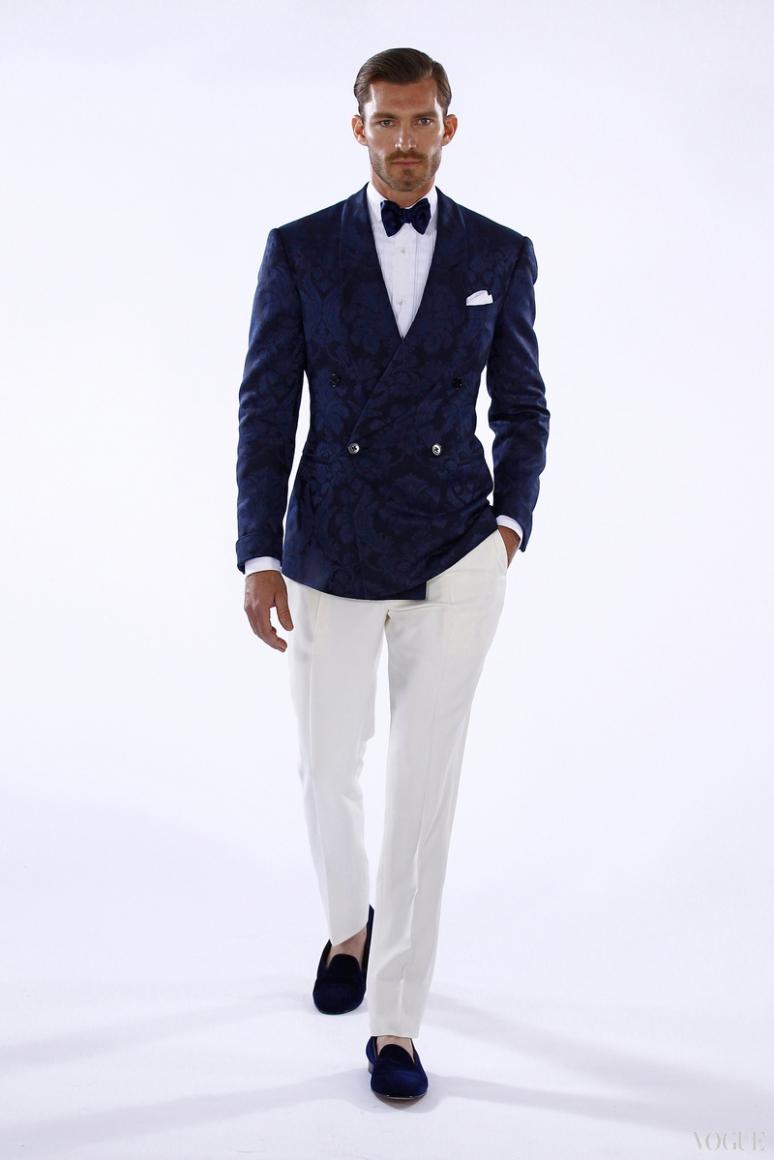 Ralph Lauren Menswear весна-лето 2016 #16