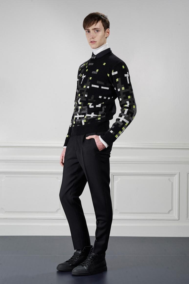 Viktor & Rolf Menswear осень-зима 2015/2016 #18