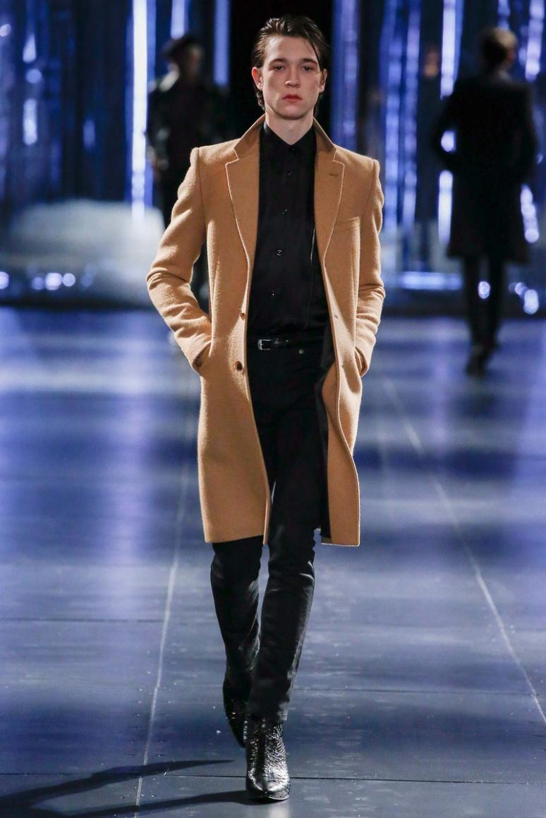 Saint Laurent Menswear осень-зима 2015/2016 #37