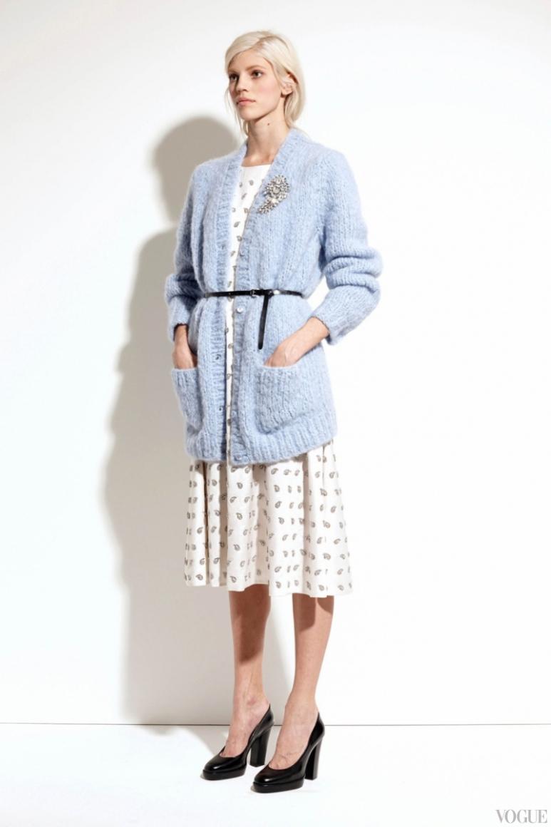 Michael Kors Couture весна-лето 2013 #10