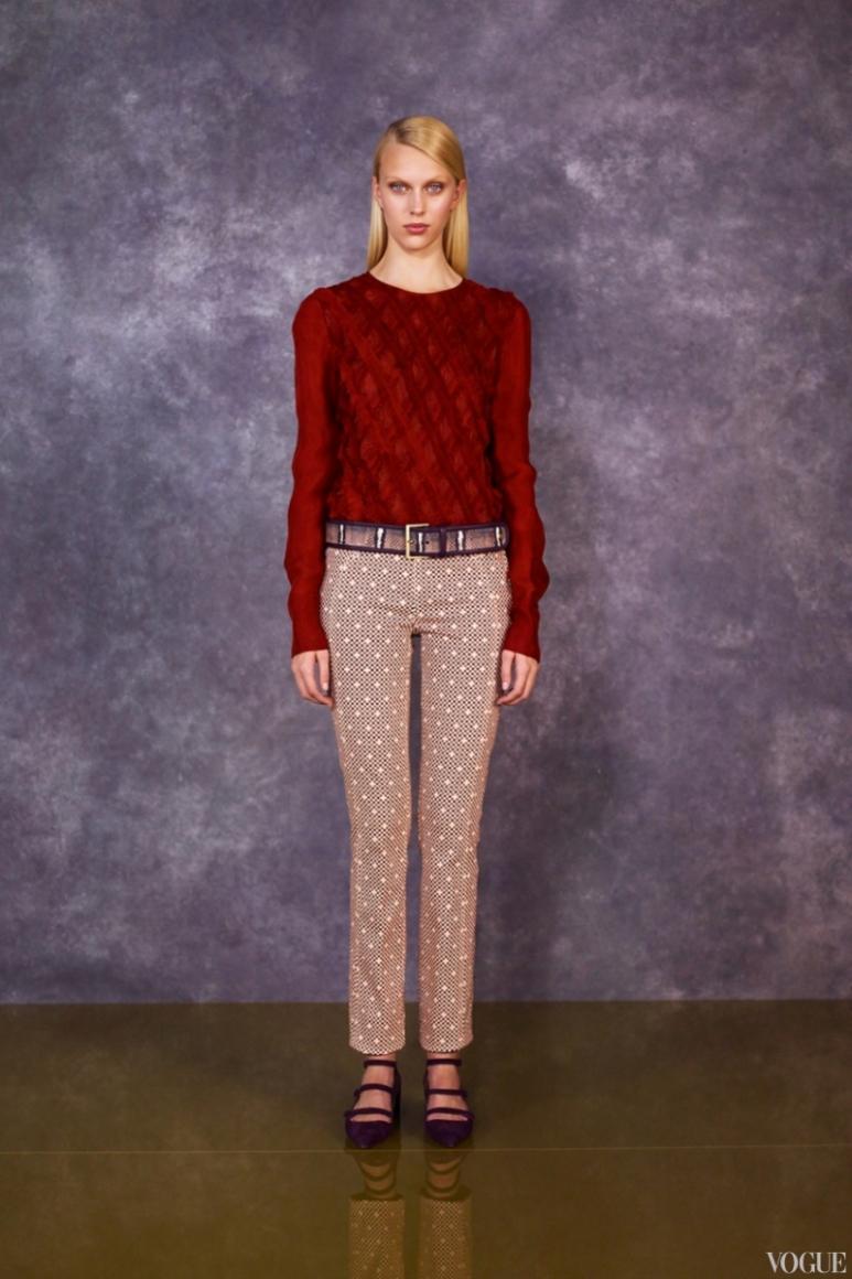 Tory Burch Couture весна-лето 2013 #4