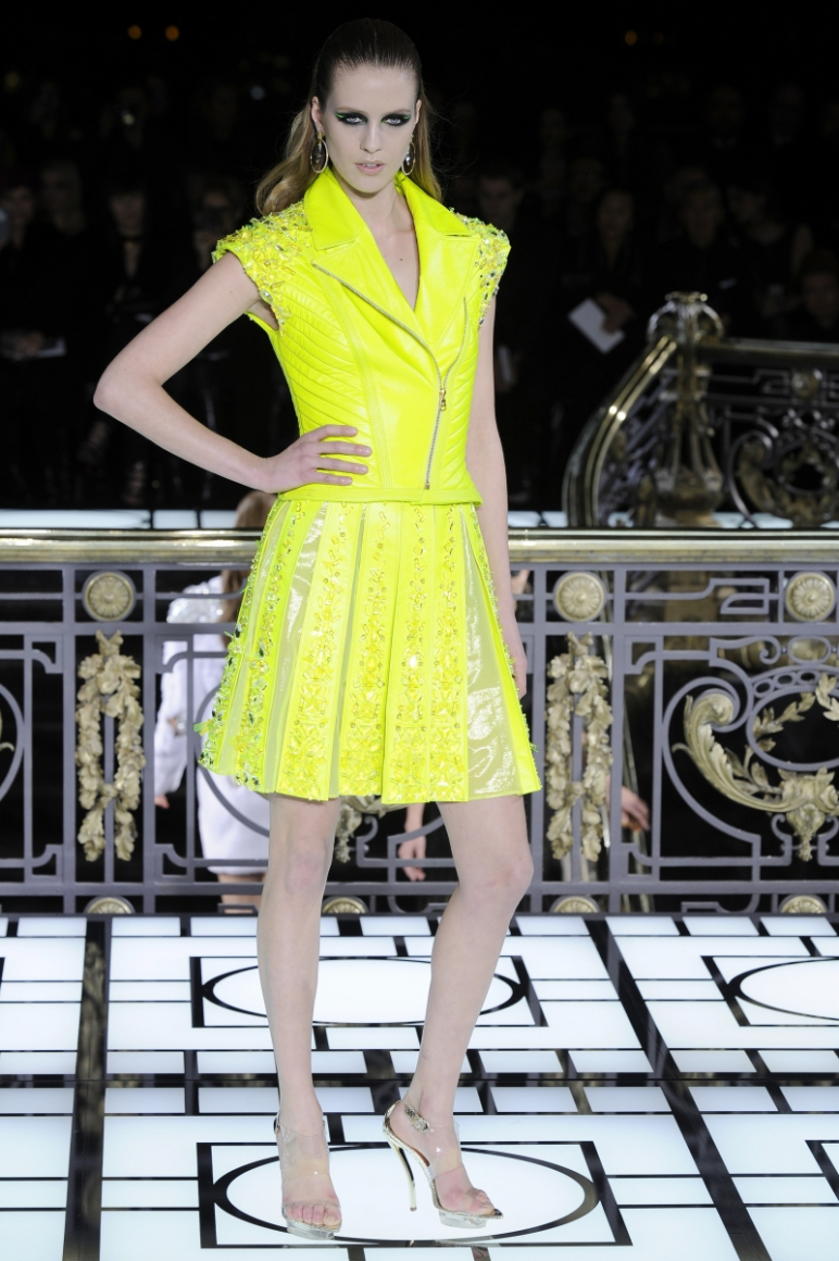 Atelier Versace Couture весна-лето 2013 #9
