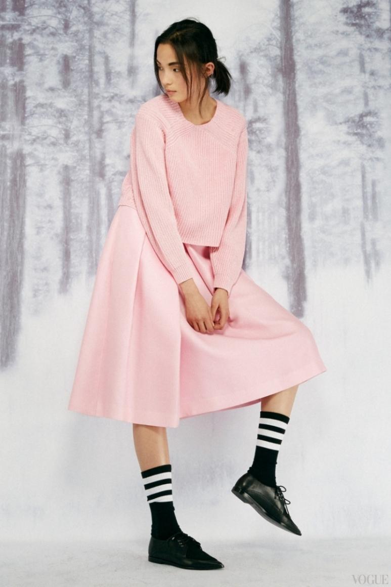Tibi Couture весна-лето 2013 #17