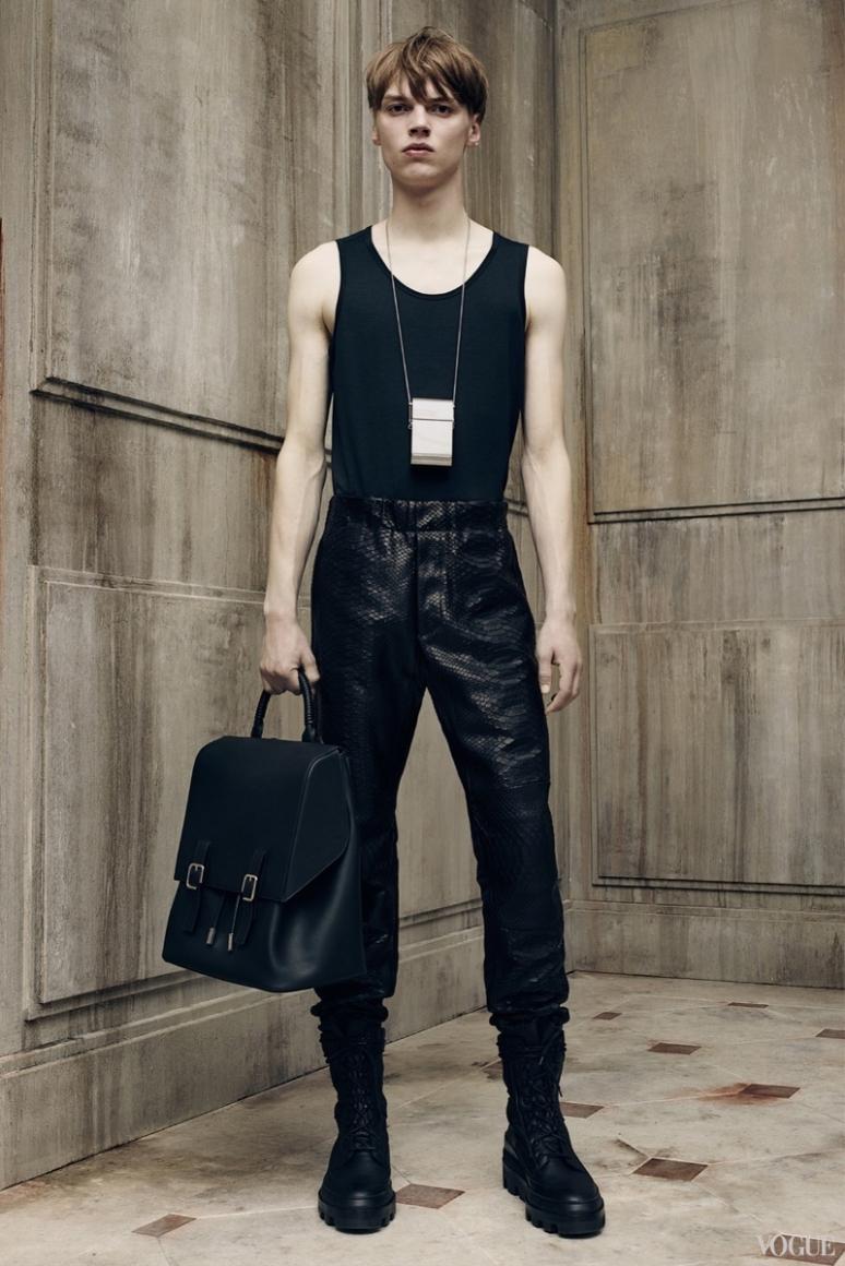 Balenciaga Menswear весна-лето 2016 #13