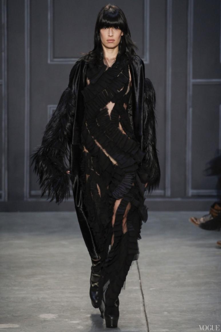 Vera Wang осень-зима 2014/2015 #9
