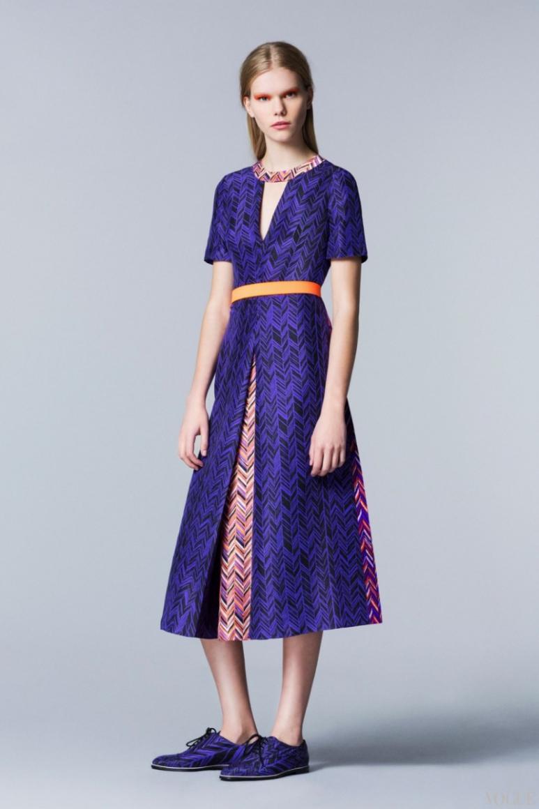 Roksanda Couture весна-лето 2013 #19