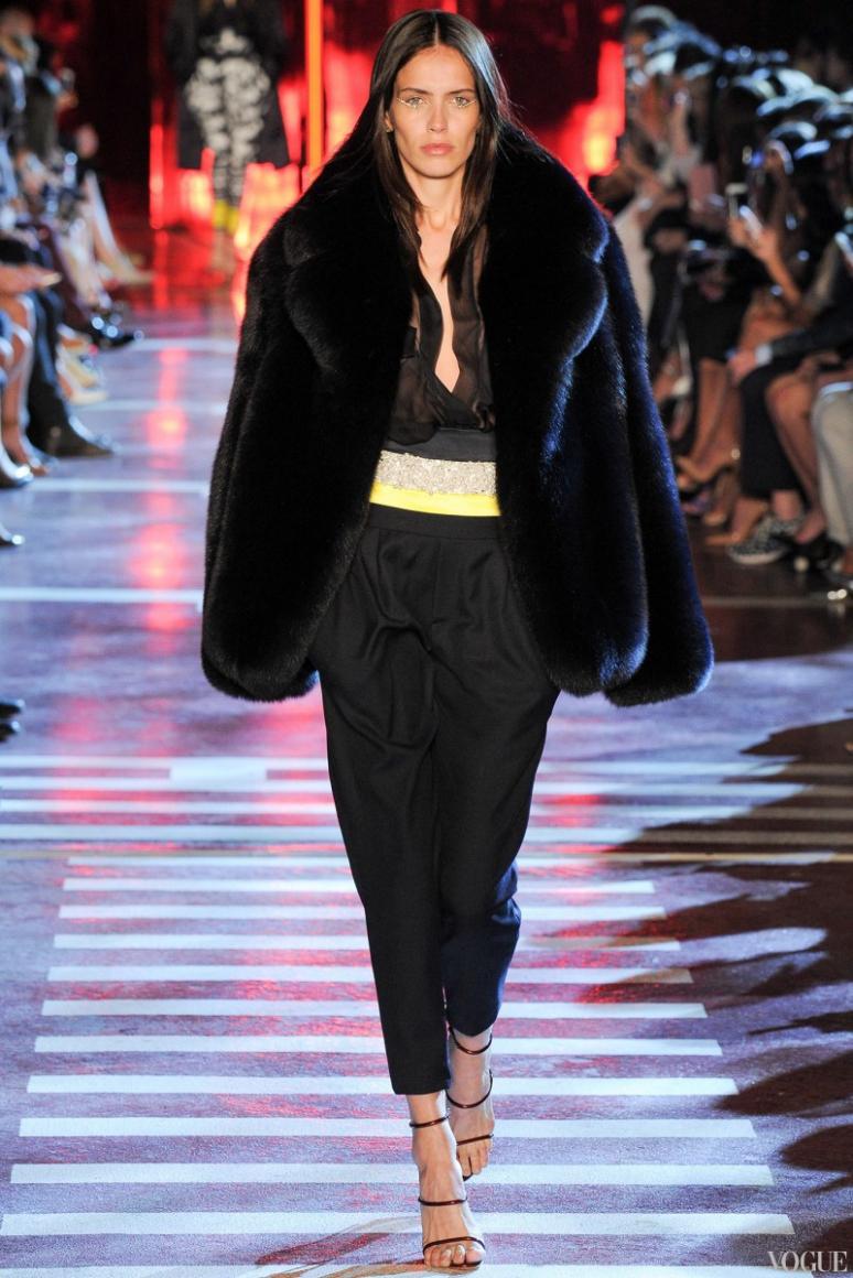 Alexandre Vauthier Couture осень-зима 2014/2015 #33