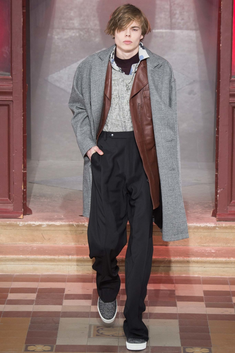 Lanvin Menswear осень-зима 2015/2016 #33