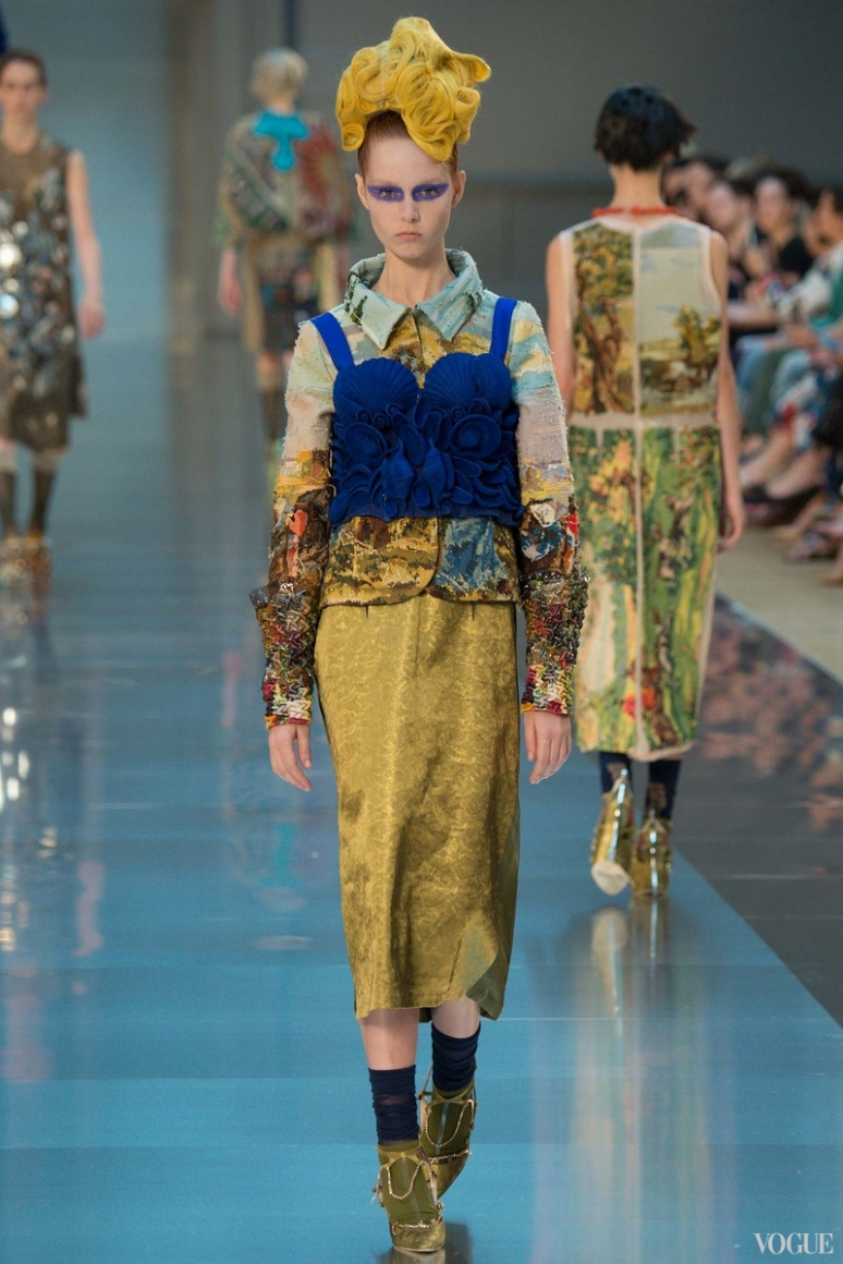 Maison Martin Margiela Couture осень-зима 2015/2016 #6