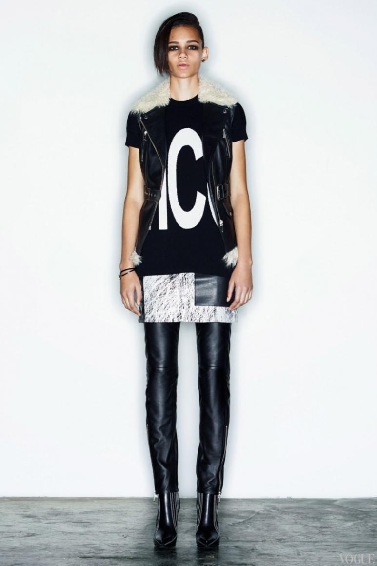 McQ Alexander McQueen Couture весна-лето 2013 #19