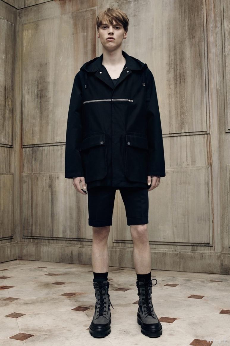 Balenciaga Menswear весна-лето 2016 #10