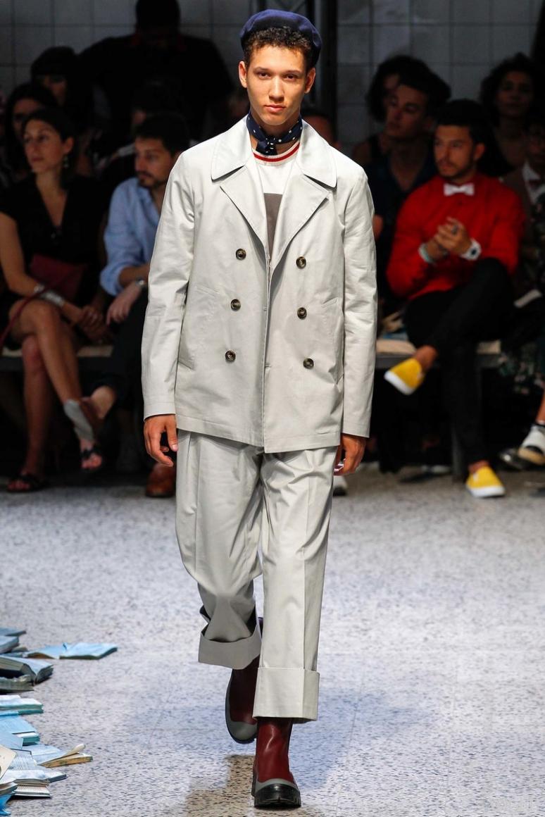 Antonio Marras Menswear весна-лето 2016 #12