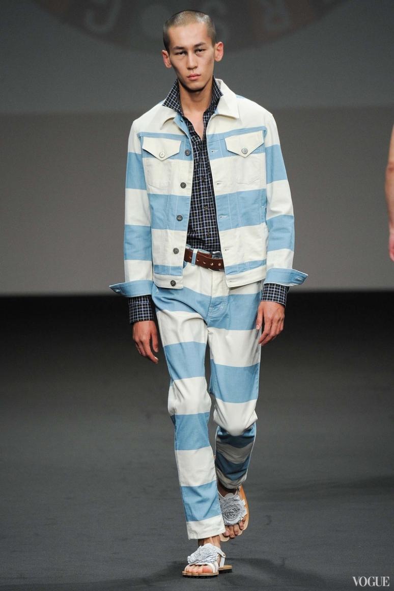 Vivienne Westwood Menswear весна-лето 2016 #13