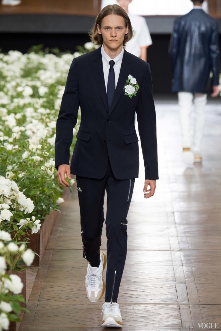 Dior Homme Menswear весна-лето 2016 #6