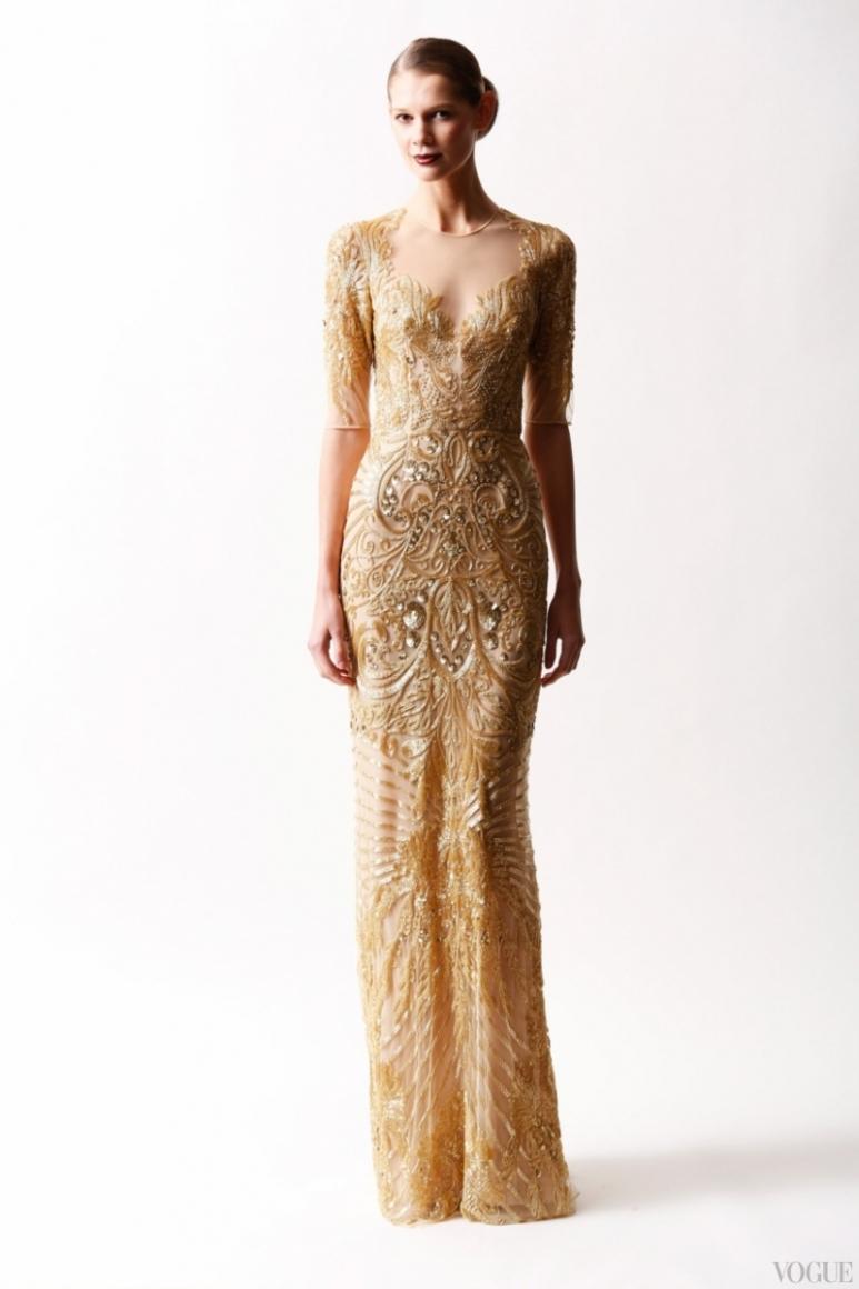 Naeem Khan Couture весна-лето 2013 #22