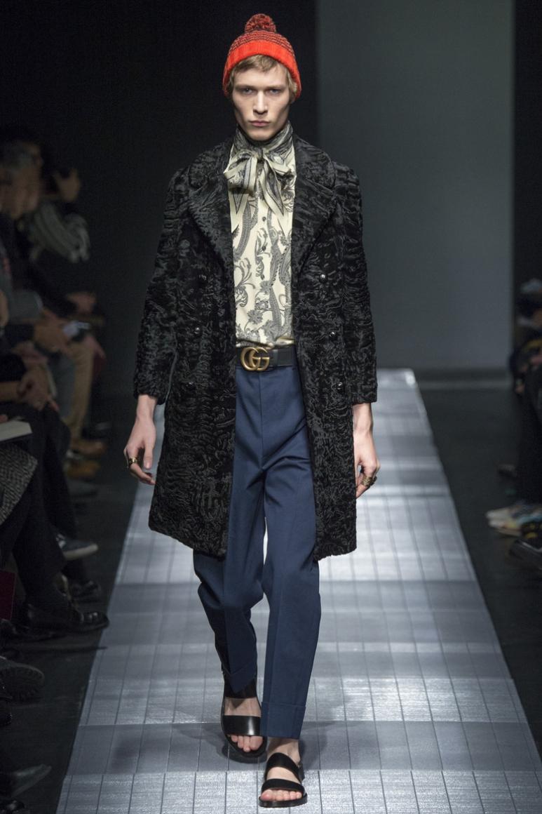 Gucci Menswear осень-зима 2015/2016 #19