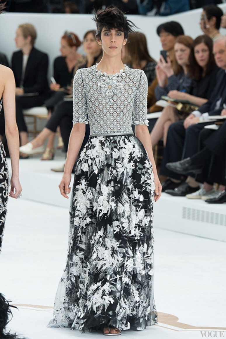 Chanel Couture осень-зима 2014/2015 #23