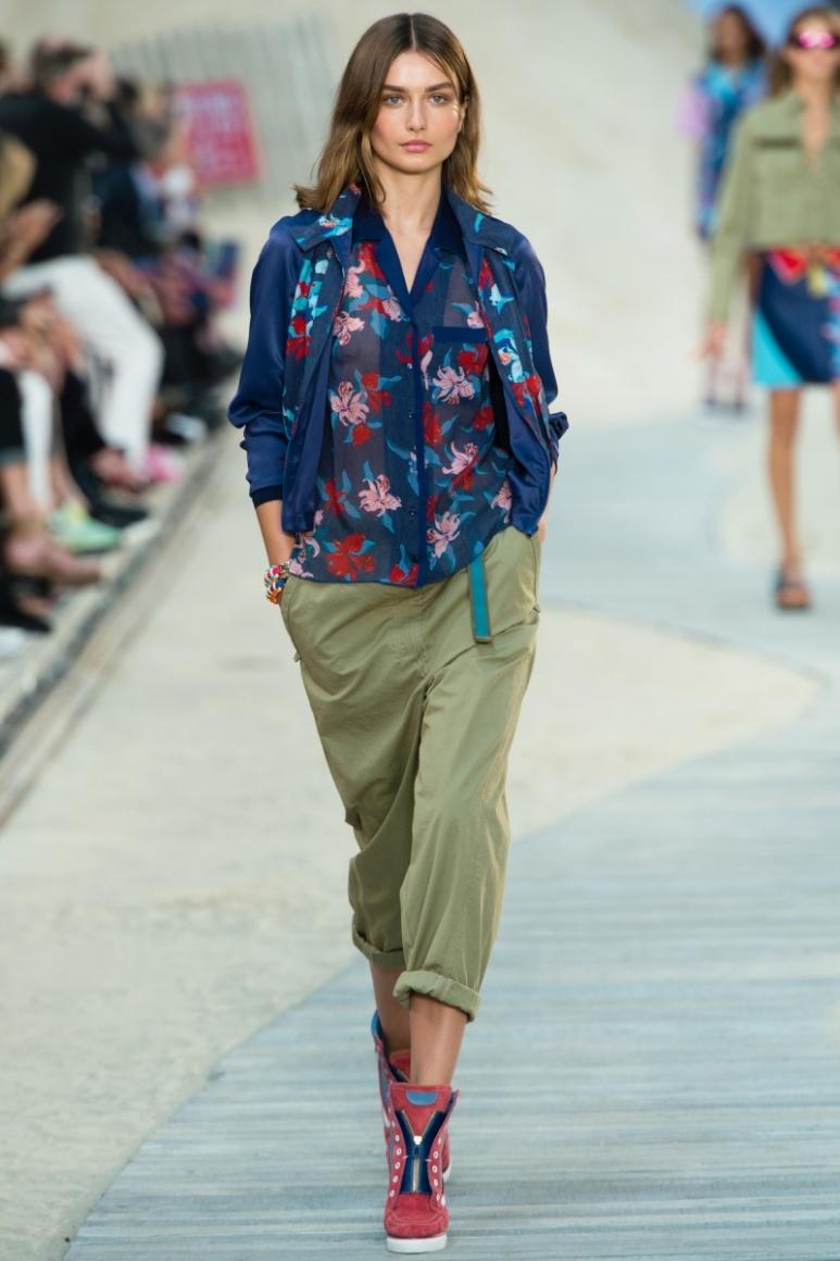 Tommy Hilfiger весна-лето 2014 #8