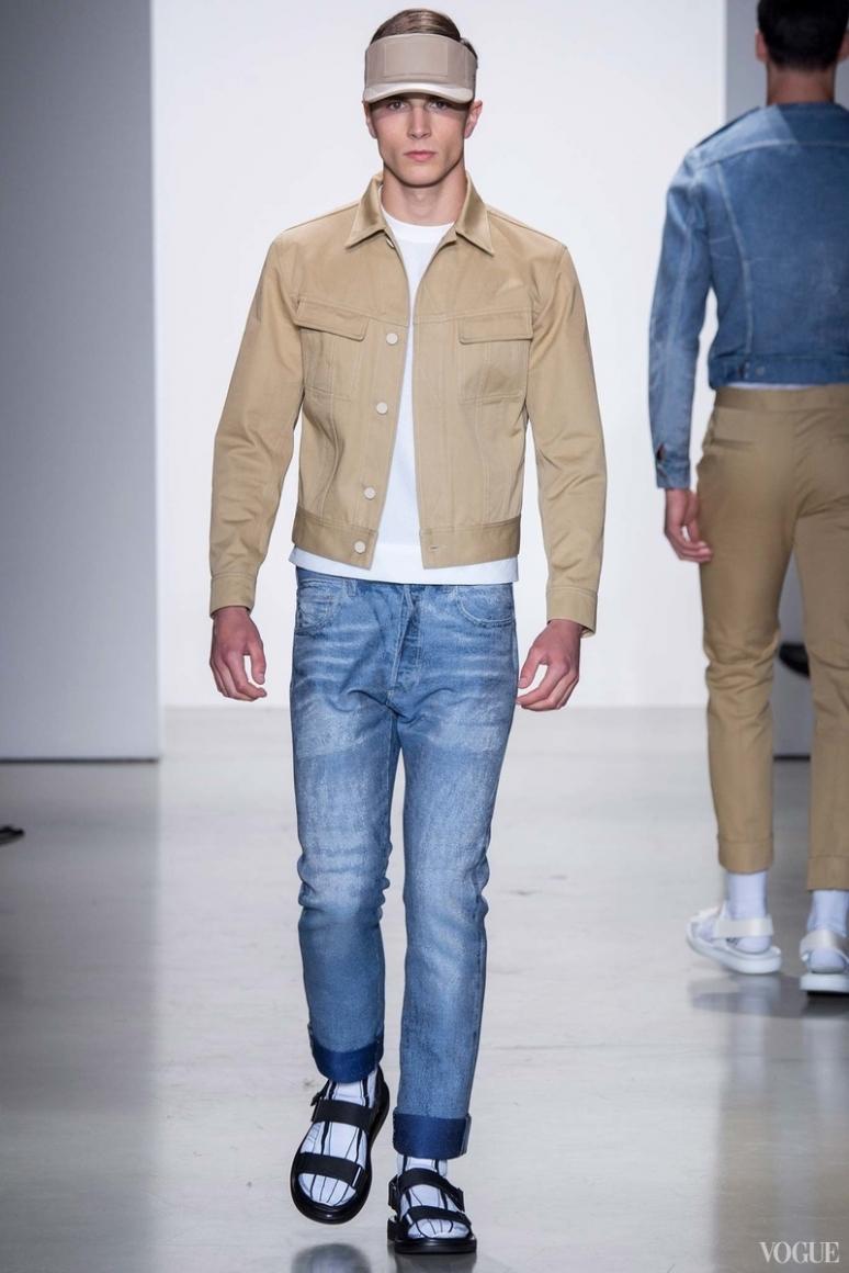 Calvin Klein Menswear весна-лето 2016 #18