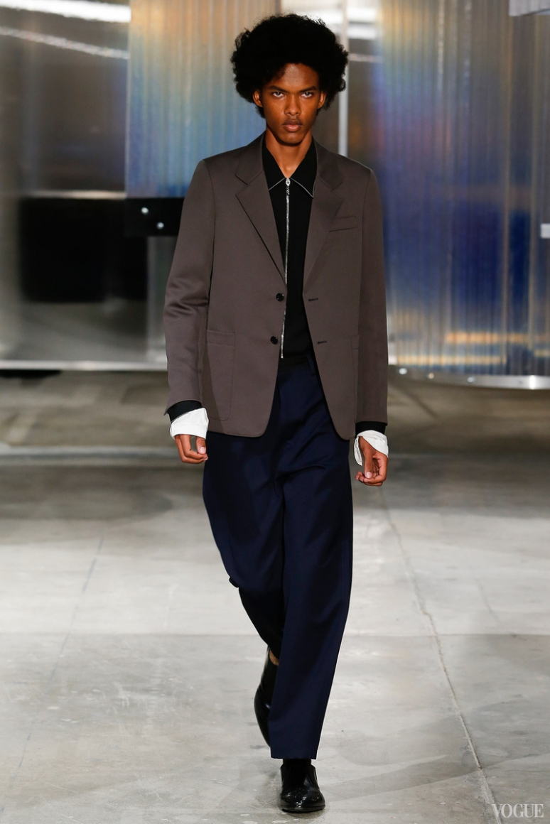 Prada Menswear весна-лето 2016 #41