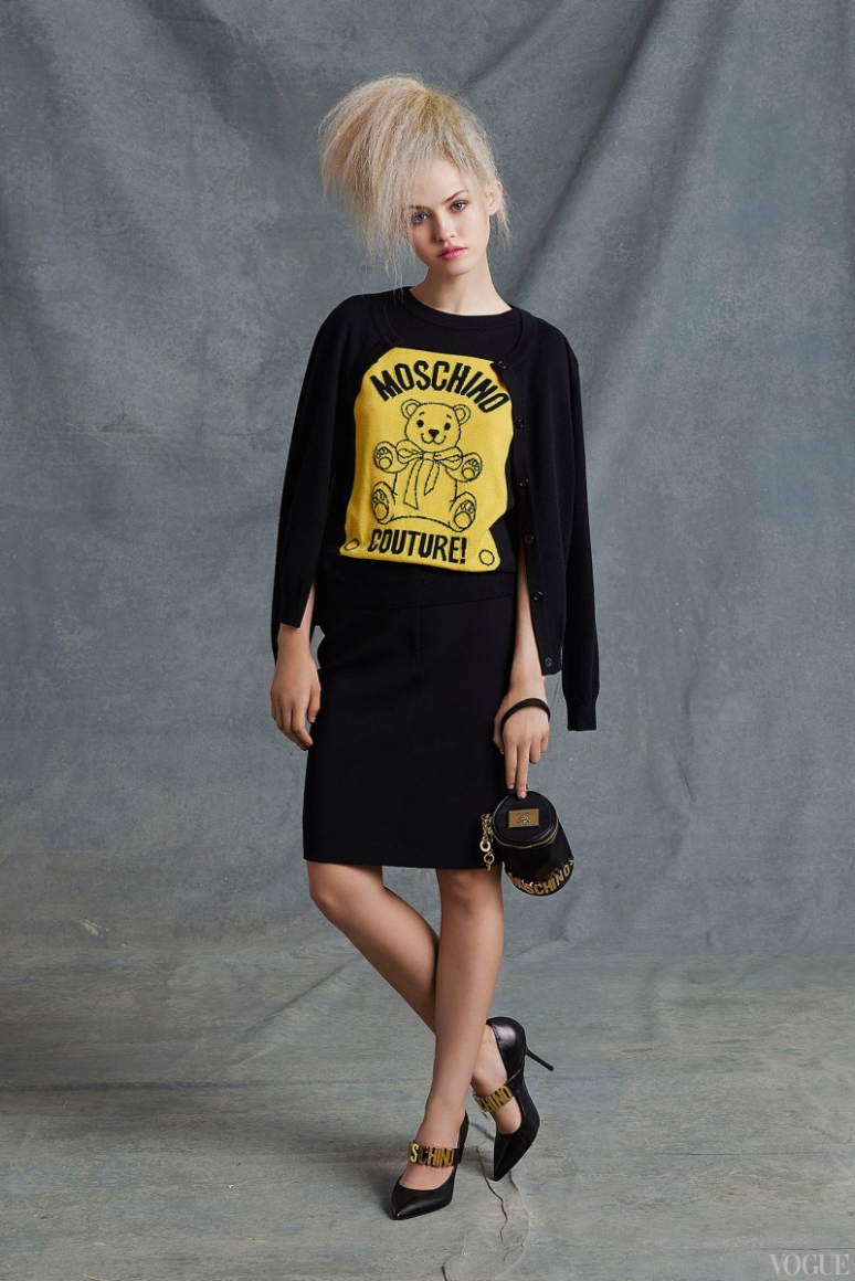 Moschino Resort 2015 #27