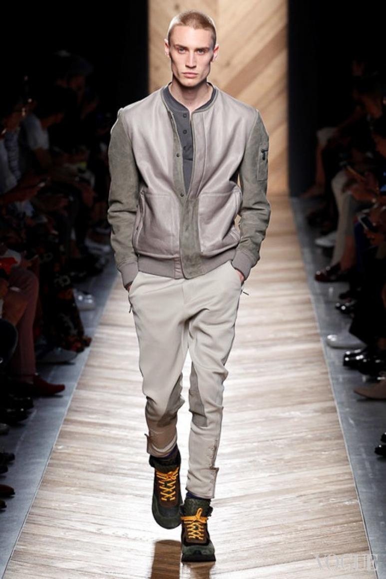 Bottega Veneta Menswear весна-лето 2016 #37