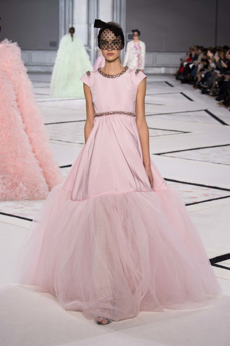 Giambattista Valli Couture весна-лето 2015 #4