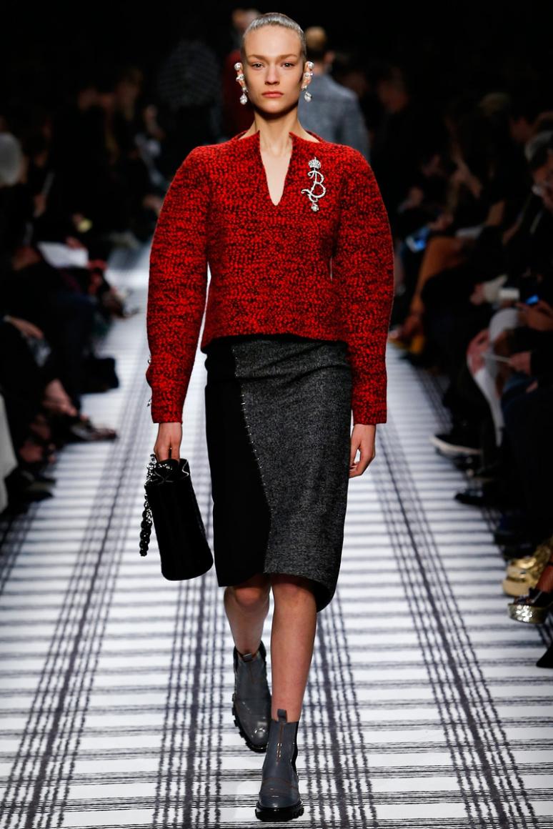 Balenciaga осень-зима 2015/2016 #30