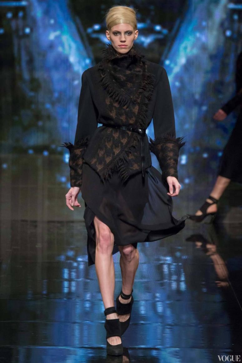 Donna Karan осень-зима 2014/2015 #14