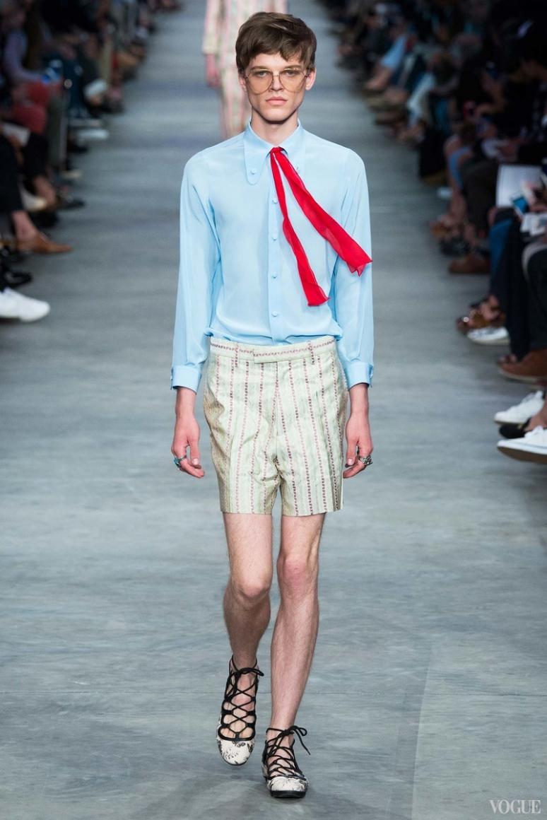 Gucci Menswear весна-лето 2016 #36