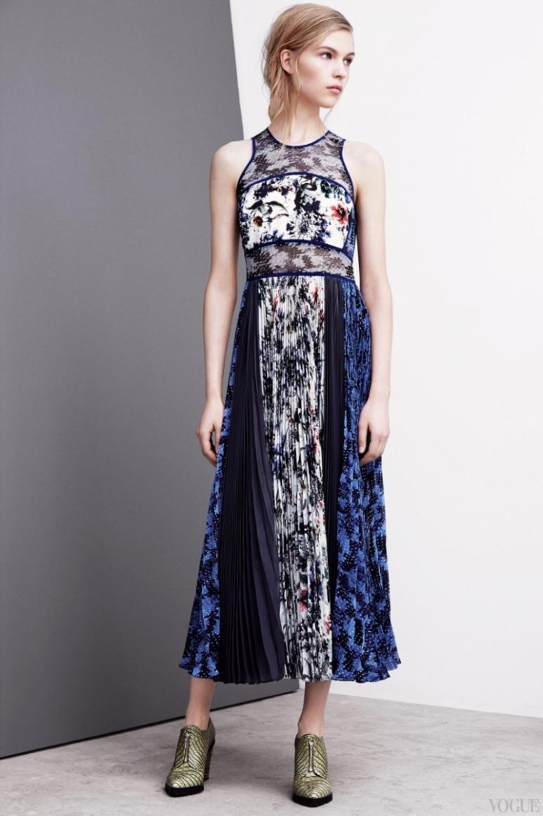Rebecca Taylor Couture весна-лето 2013 #13