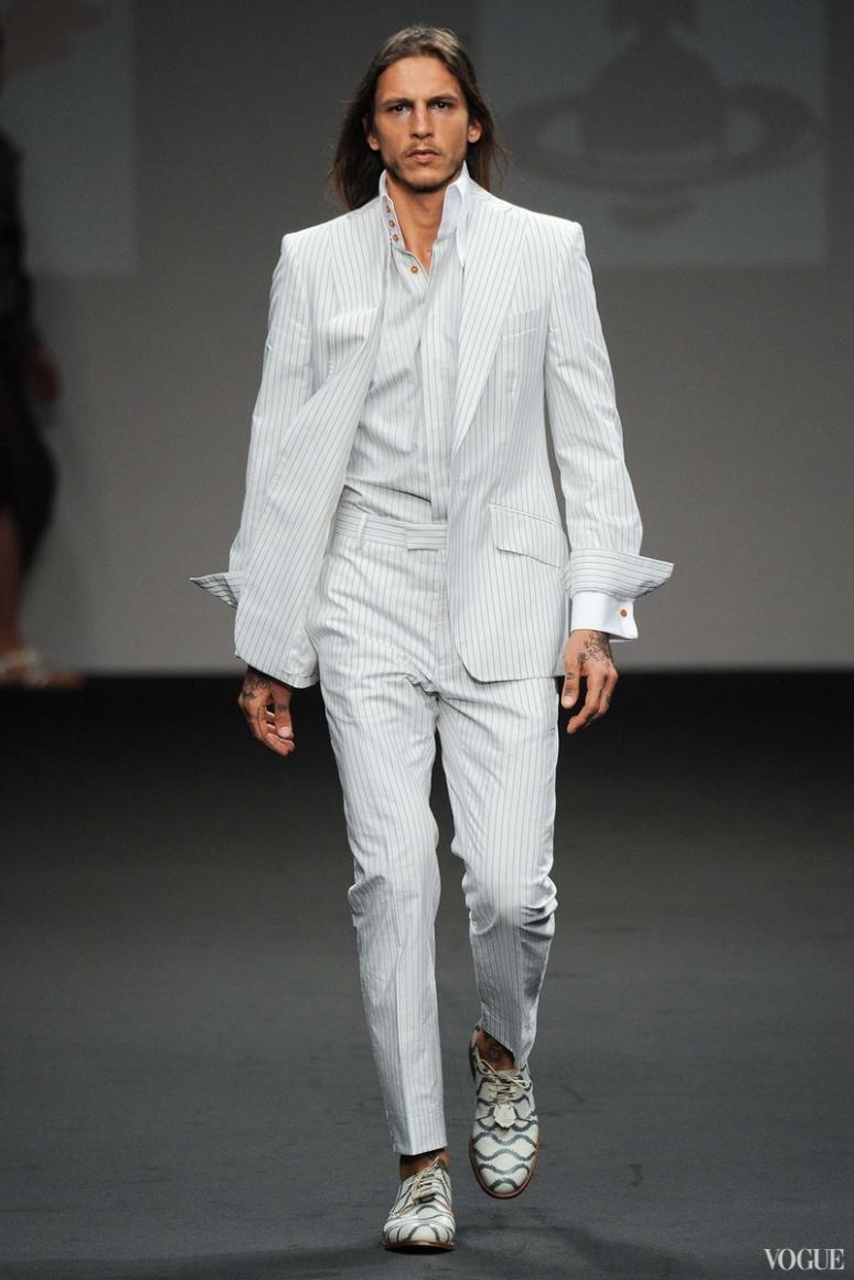 Vivienne Westwood Menswear весна-лето 2016 #8