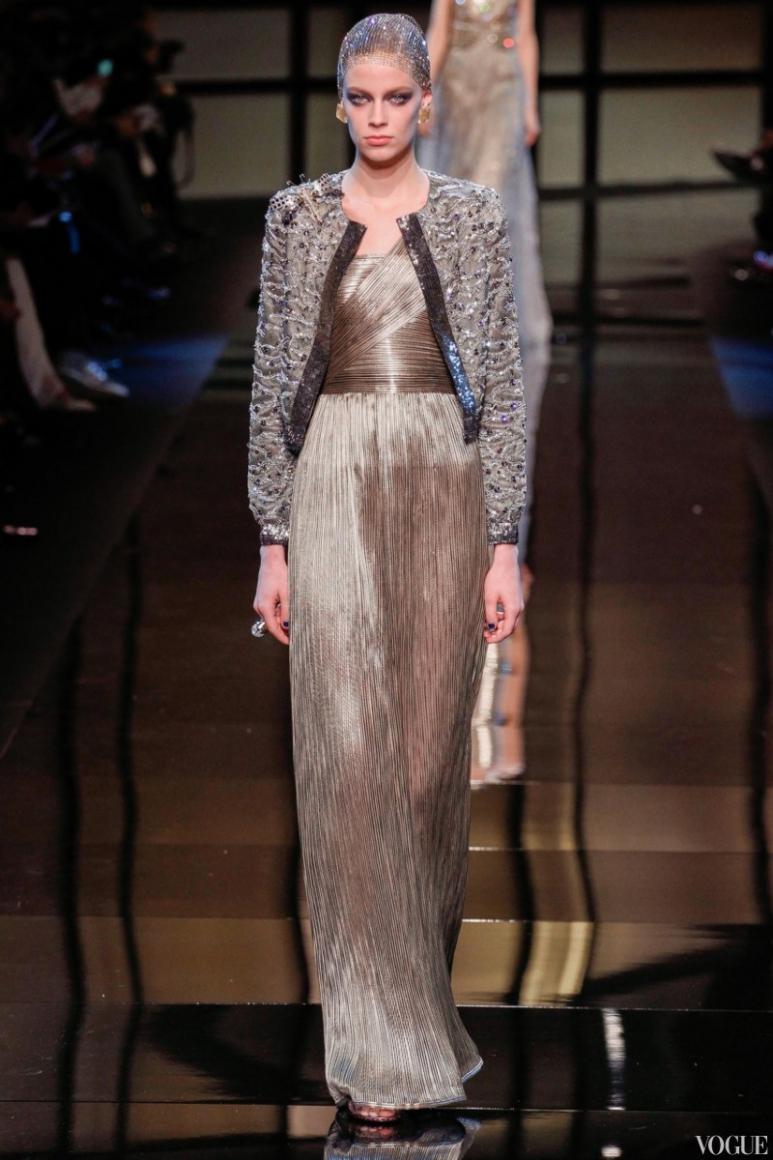 Armani Priv? Couture весна-лето 2014 #8