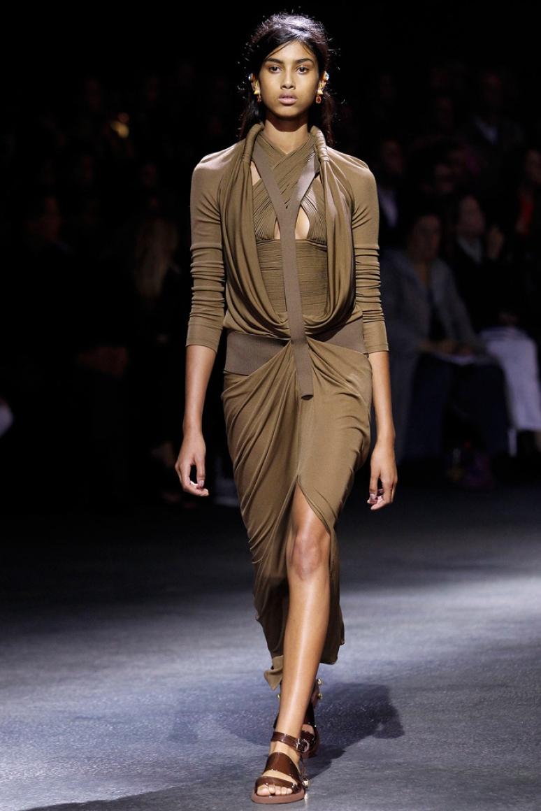 Givenchy весна-лето 2014 #51