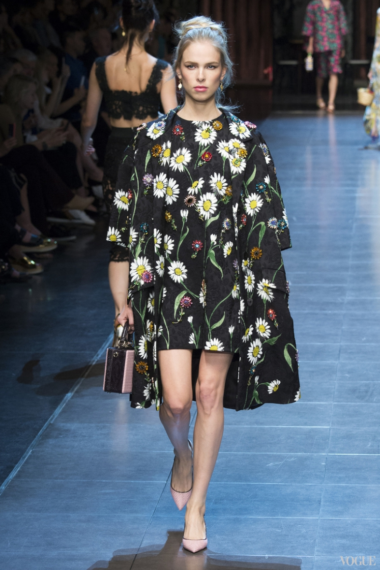 Dolce & Gabbana весна-лето 2016 #60