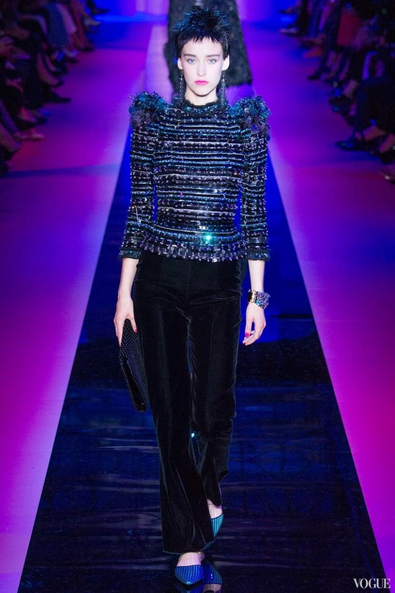 Armani Priv? Couture осень-зима 2015/2016 #25