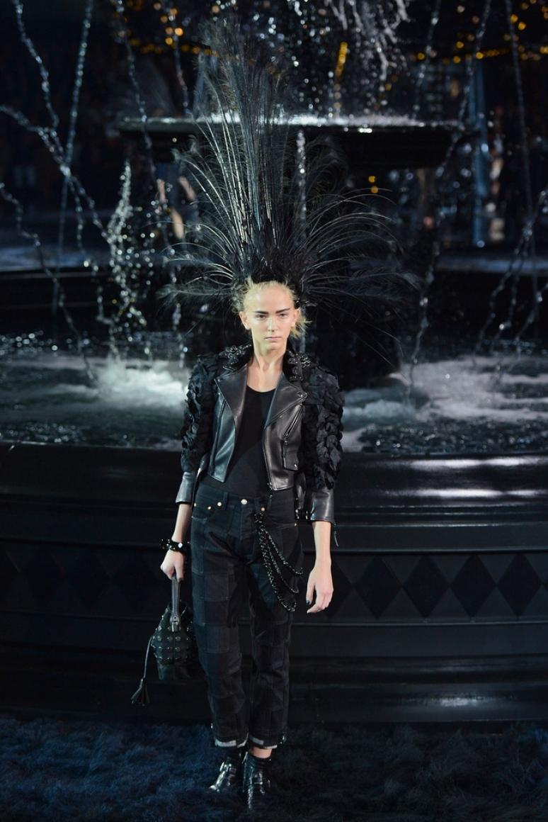 Louis Vuitton весна-лето 2014 #29