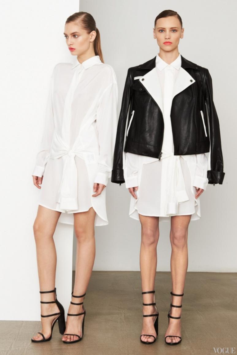 DKNY Couture весна-лето 2013 #11